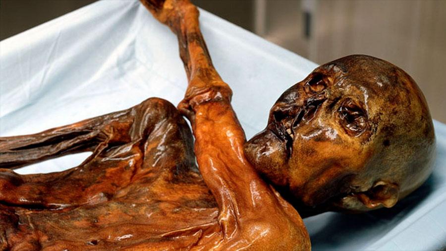 El detective que investiga el asesinato de Oetzi, el Hombre de Hielo, cometido hace 5,300 años