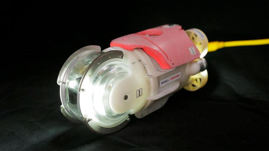 Así es el nuevo robot que se enfrentará a la radioactividad de Fukushima