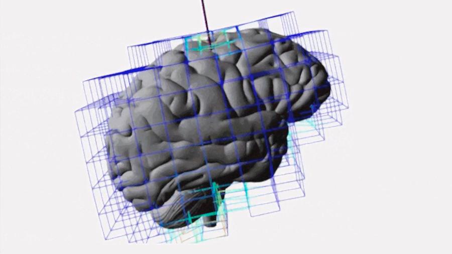 Modelizan el cerebro con piezas virtuales de Lego