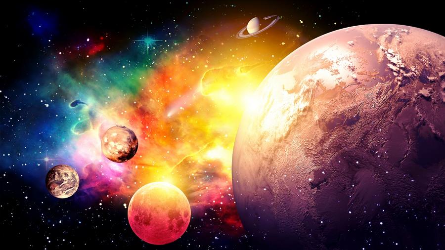Descubren diez posibles planetas con condiciones de ser habitables