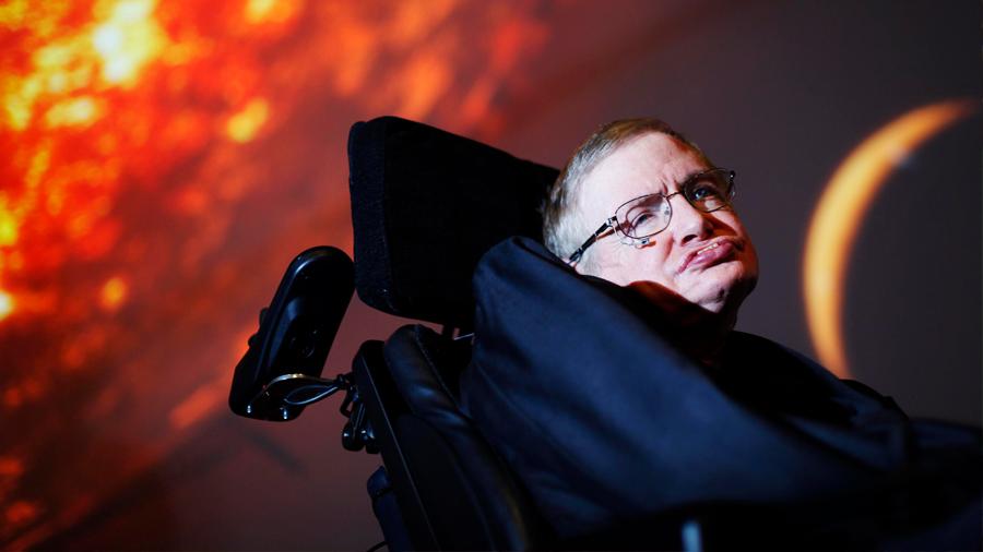 Stephen Hawking insta a conquistar el espacio para unir a la Humanidad