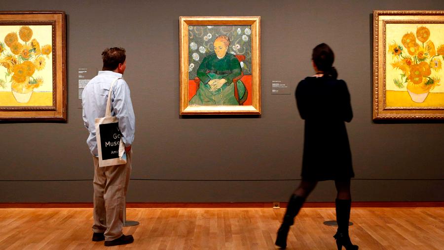 ¿Vemos todos por igual los cuadros de Van Gogh?