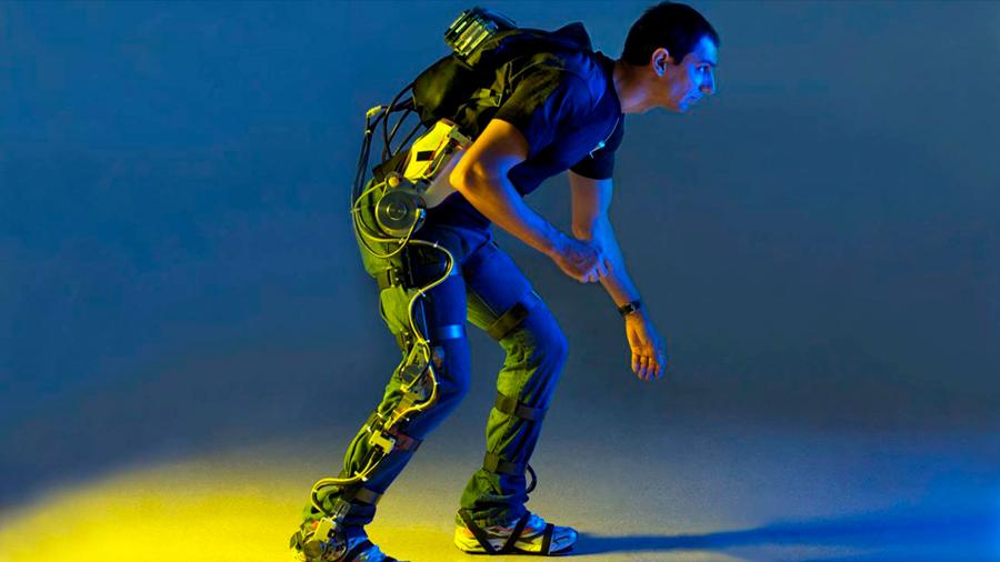 Los exoesqueletos personalizados reducen el gasto energético al caminar