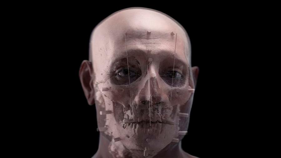 Éste es el verdadero rostro de una momia de hace 3,500 años