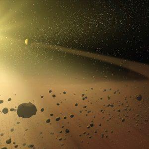 Predicen un planeta como Marte orbitando el Sol 60 veces más lejos que la Tierra