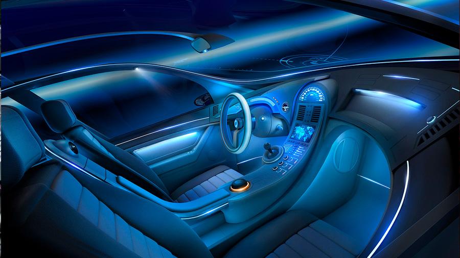 Las nuevas tecnologías para incorporar sensaciones táctiles a los vehículos irrumpirán en el mercado en 5 años