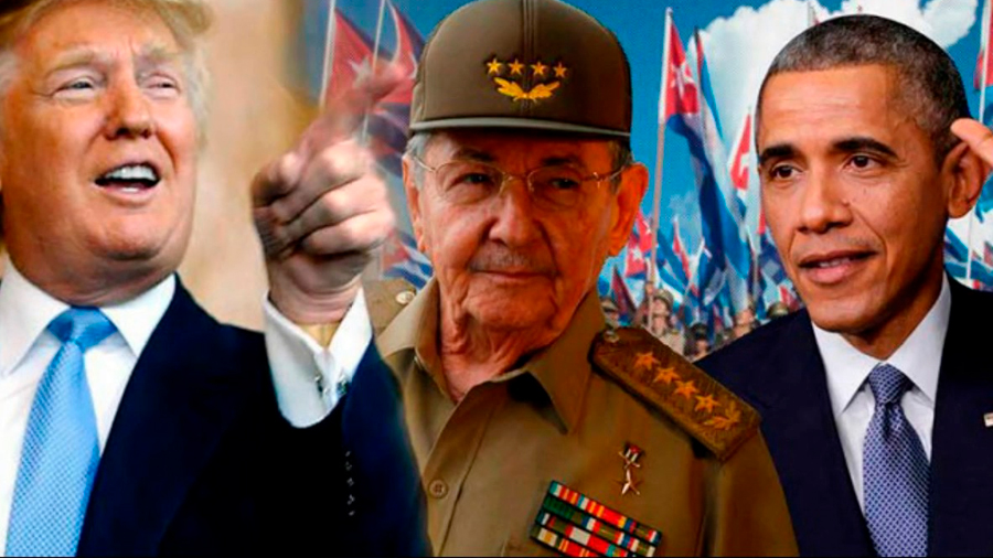 Política de Trump rompe lazos establecidos por Obama con Cuba, además afectará sectores empresariales de EU