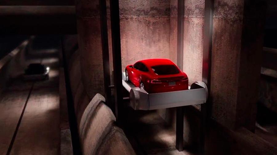 Elon Musk muestra los avances en sus túneles que prometen terminar con la congestión vehicular