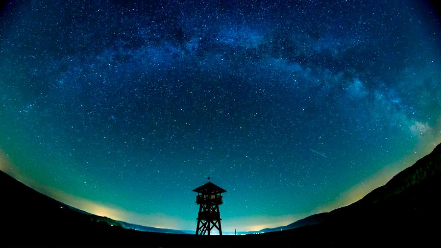 Estrellas más rápidas de nuestra galaxia tienen esa velocidad porque se fugaron de otra