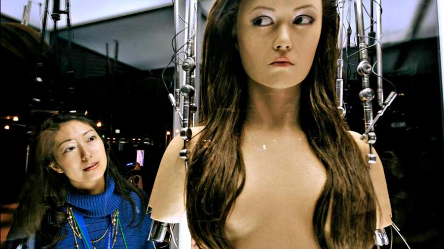 Así será nuestro futuro sexual con los robots