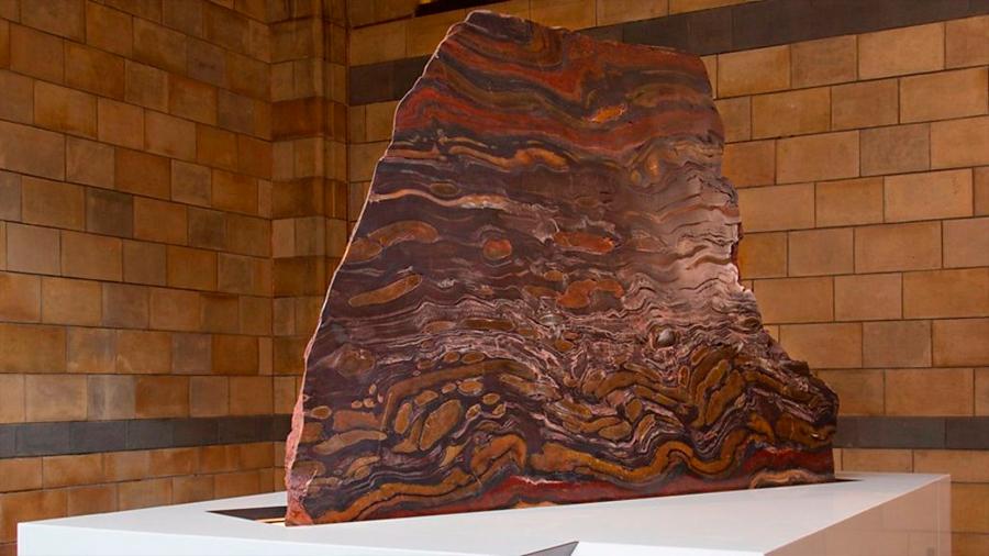 La impresionante roca que registra la fantástica historia de cómo surgieron los organismos más complejos en la Tierra