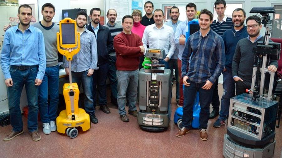 Desarrollan un simulador 3D para probar robots olfativos que detectan escapes de gases