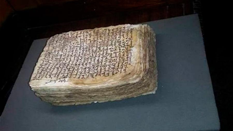 Una receta de Hipócrates aparece en un monasterio del Sinai