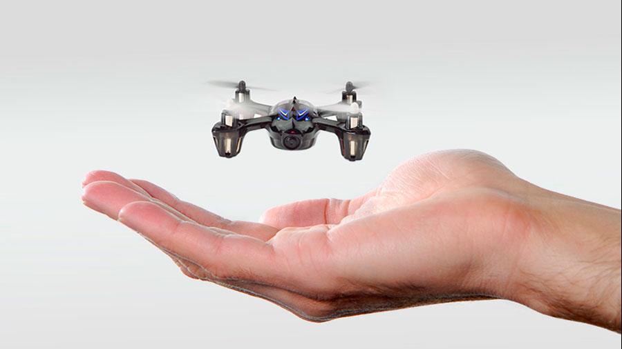 Vía libre a drones en miniatura de tamaño insecto