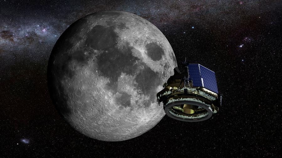 Una compañía privada espera lanzar este año un robot a la Luna