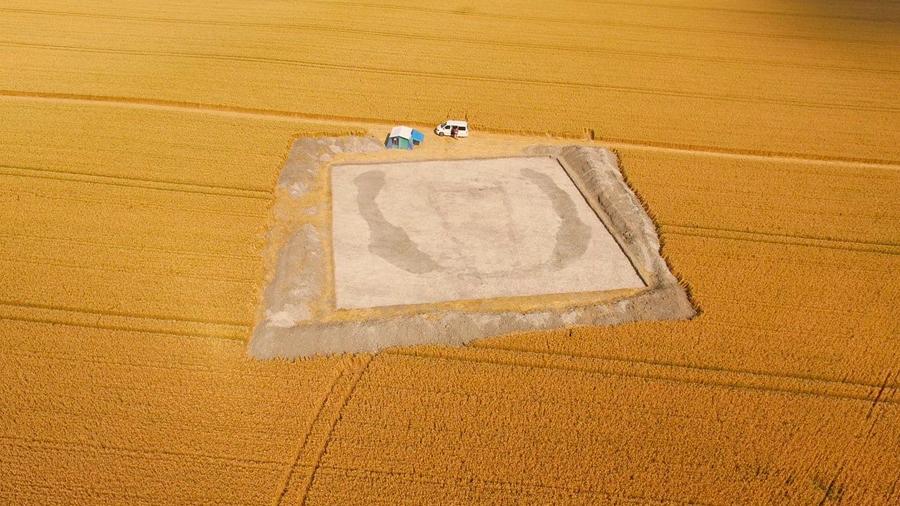 Se descubre una 'casa de los muertos' relacionada con Stonehenge
