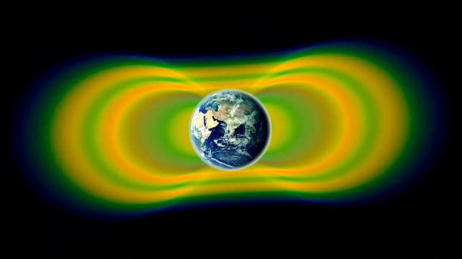 Escucha las ondas de plasma, el sonido del espacio que rodea la Tierra
