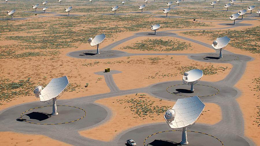 Cómo es SKA, la red de radiotelescopios más poderosa del mundo