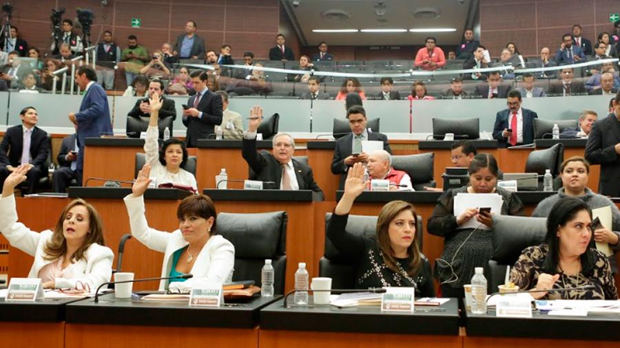 Senadores y diputados ratifican su voluntad política para consolidar el Sistema Nacional Anticorrupción