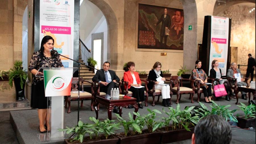 """Presentan en el Senado el """"Atlas de Género"""""""