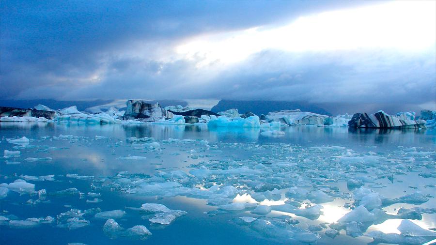 El deshielo del Ártico favorece la formación de nubes