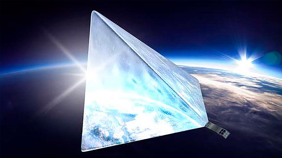 La 'estrella' más brillante ya está en órbita. ¿Quieres verla?
