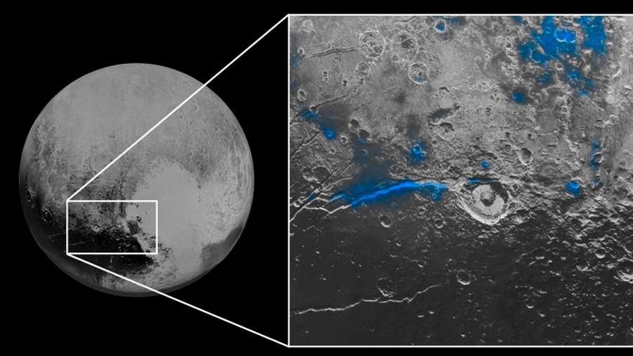Científicos hallan nueva evidencia de agua en el interior de la Luna