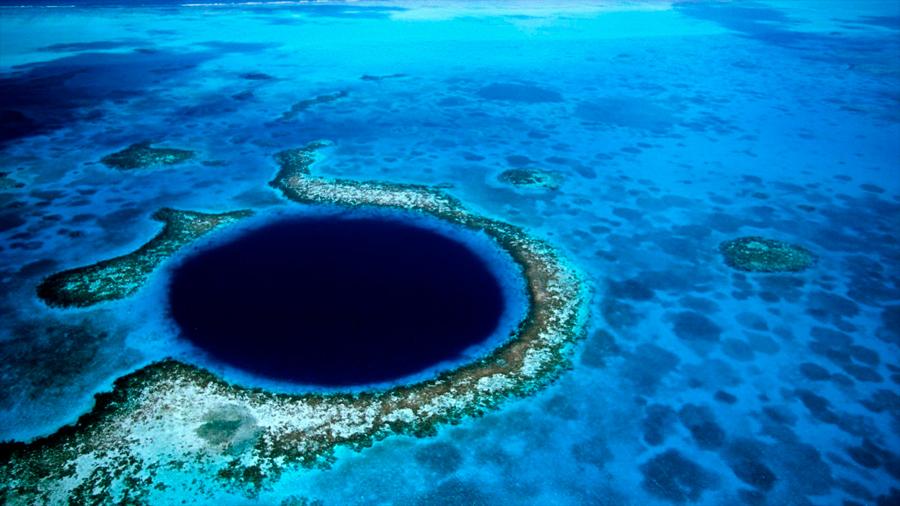 Los agujeros más espectaculares del planeta