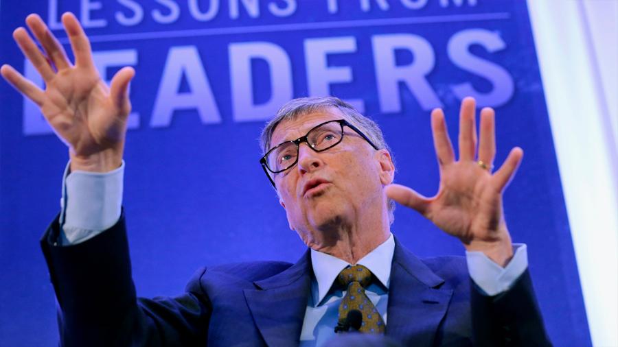 Las increíbles predicciones de Bill Gates que se han cumplido casi 20 años después