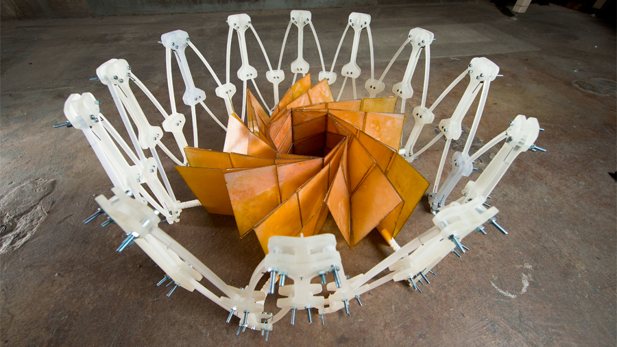 ¿Por qué la NASA está buscando a expertos en origami?