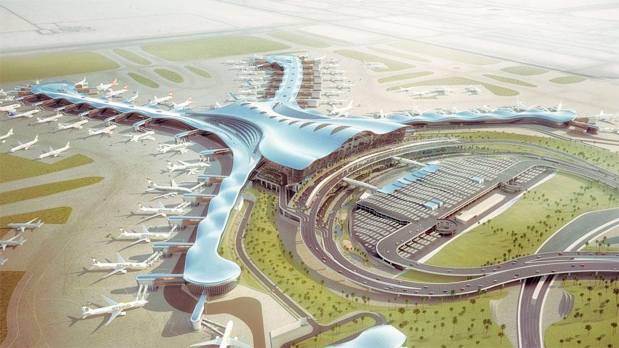 Congreso exige transparencia en la construcción del Nuevo Aeropuerto de la Ciudad de México