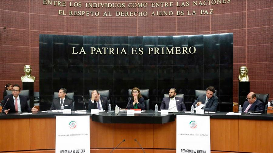 El Sistema Penal Acusatorio un parteaguas en la evolución de la justicia en el país, reconocen en el Senado