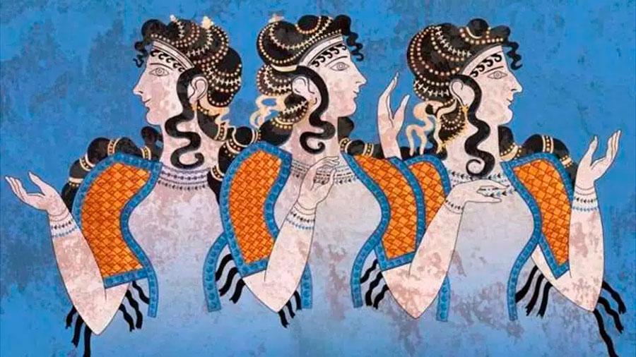 """Revelan el origen genético """"casi mítico"""" de los antiguos griegos"""