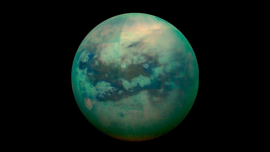 Titán reúne las condiciones para el surgimiento de la vida