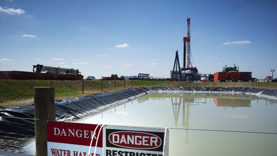 Innovadora aplicación de microalgas para recuperar el agua del fracking