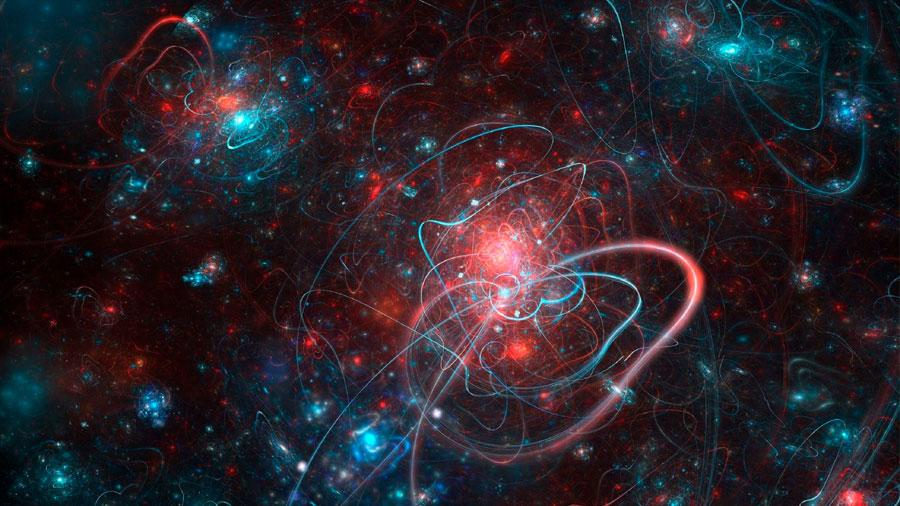 Protones hacen vibrar la teoría de cuerdas