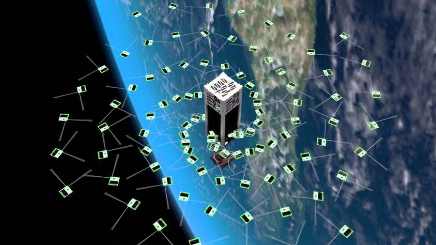 La nave espacial más pequeña del mundo vuela por primera vez