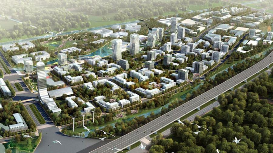 Shanghái creará una ciudad de la ciencia similar a Silicon Valley para 2020