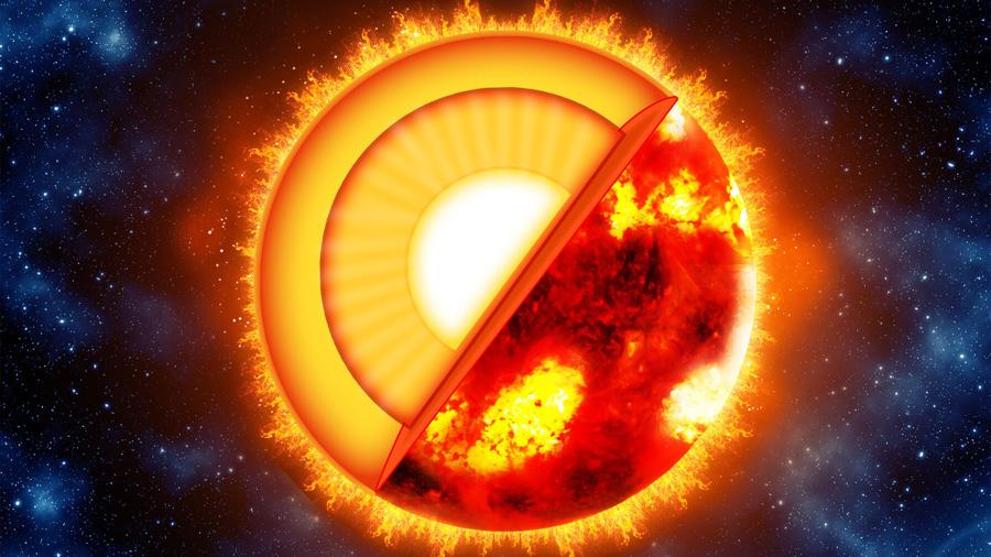 La NASA y la ESA descubren ondas de gravedad en el Sol, que ayudará a saber la velocidad a la que gira el núcleo