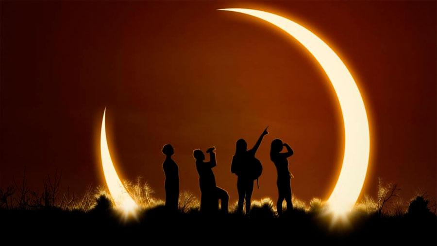 Dan recomendaciones para ver el Eclipse Solar este 21 de agosto