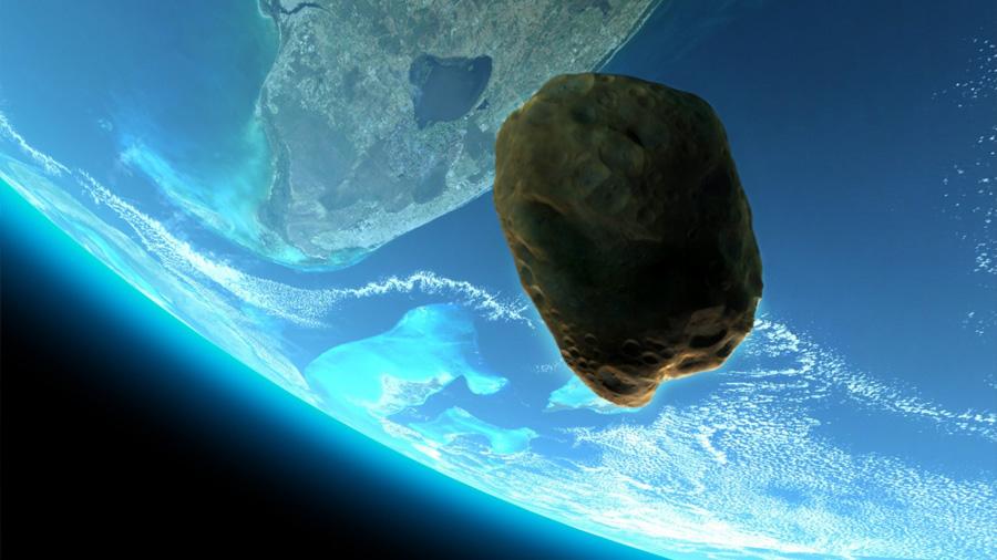 """Un asteroide del tamaño de una casa pasará """"tremendamente cerca"""" de la Tierra"""
