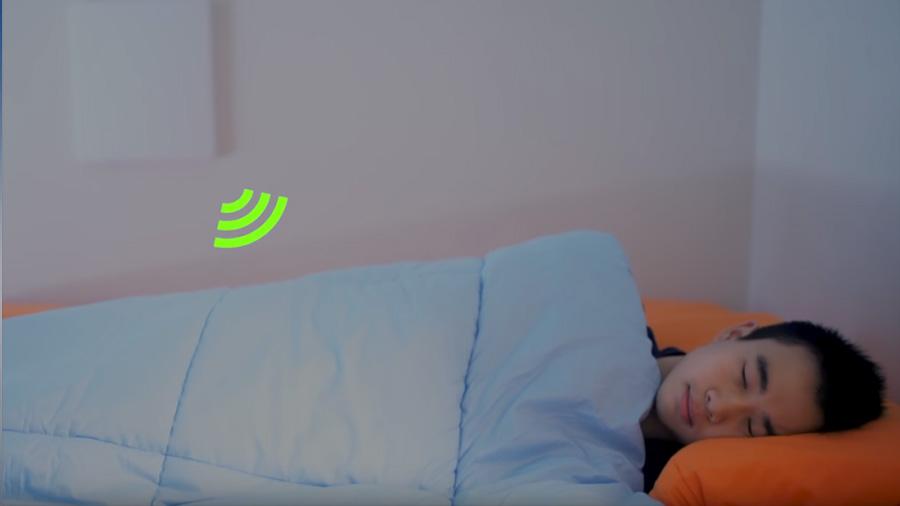 Ciéntificos del MIT desarrollan un dispositivo que monitoriza el sueño usando solo las ondas de tu red wifi