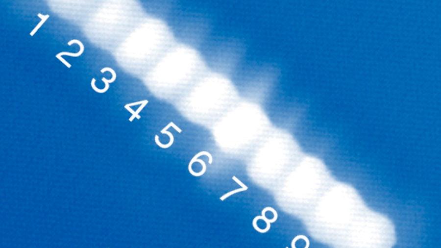 Científicos baten el récord de anillos de benceno