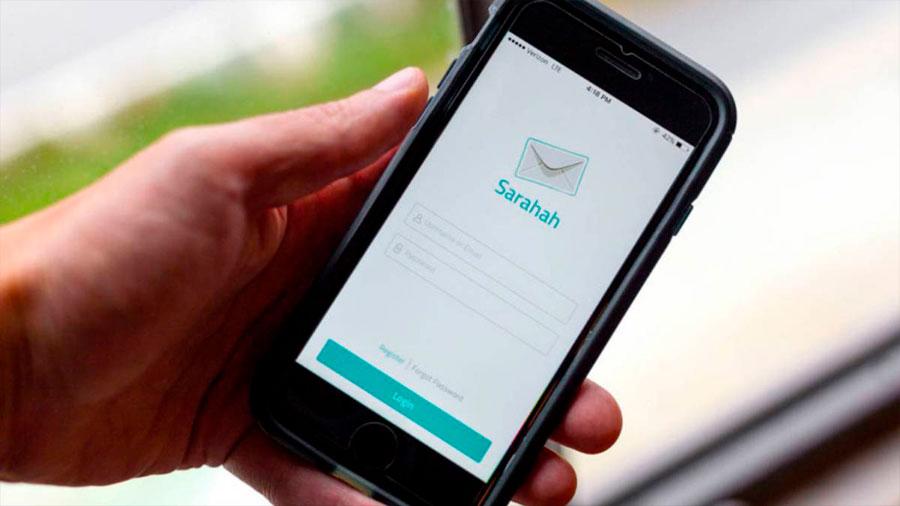 Sarahah, la nueva y popular 'app' por la que ya hay alertas de acoso