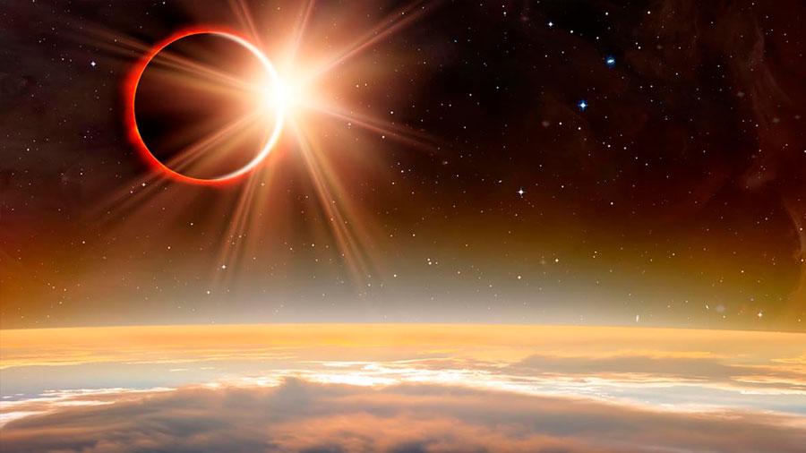 Averigua aquí la hora en que podrás ver el eclipse solar en tu país
