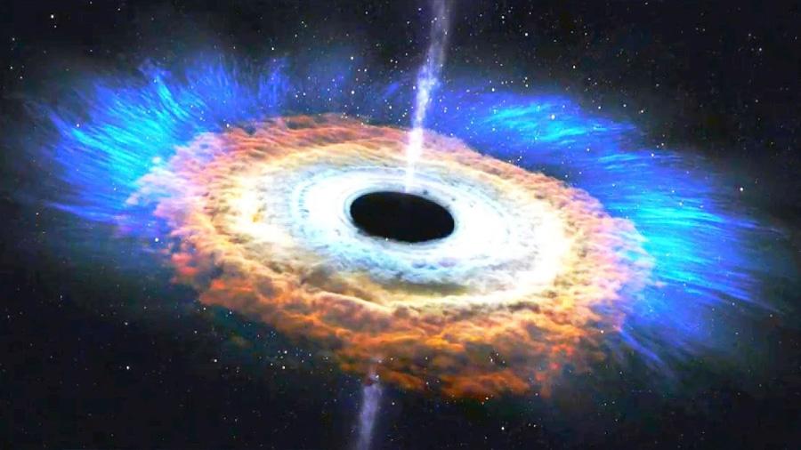 Agujero negro en el centro de nuestra galaxia reafirma a Einstein