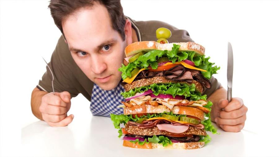 Comemos más si nos sentimos inferiores