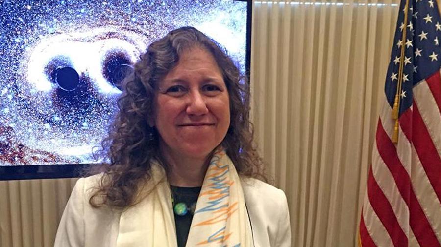Astrofísica argentina, cazadora de ondas gravitacionales