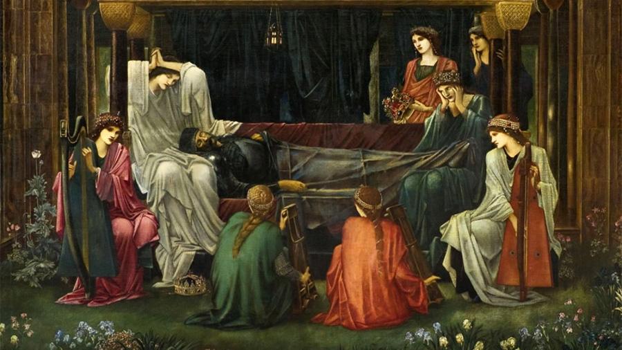 El caldero mitológico del Rey Arturo: ritos, nacionalismo y propaganda