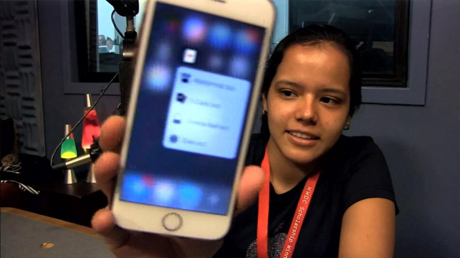 Alejandrina González, la adolescente mexicana que tiene 8 aplicaciones en la tienda de Apple